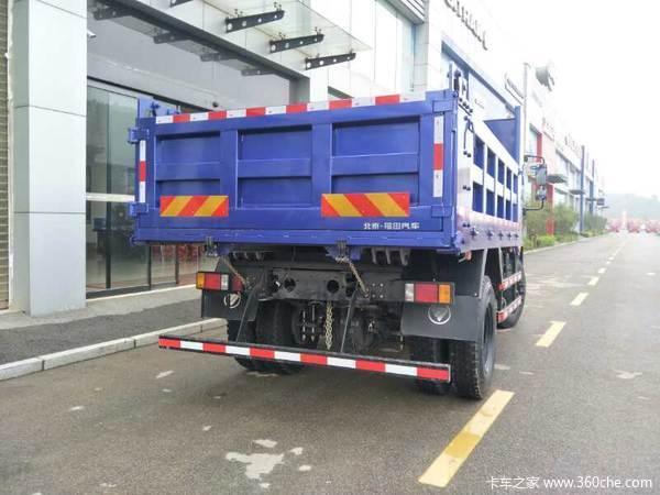 直降0.8万长沙福田瑞沃自卸车现车促销