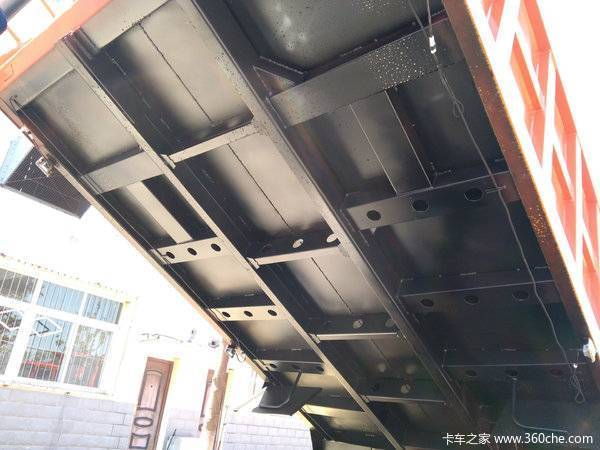 年中冲量川交三桥自卸车仅17.98万起