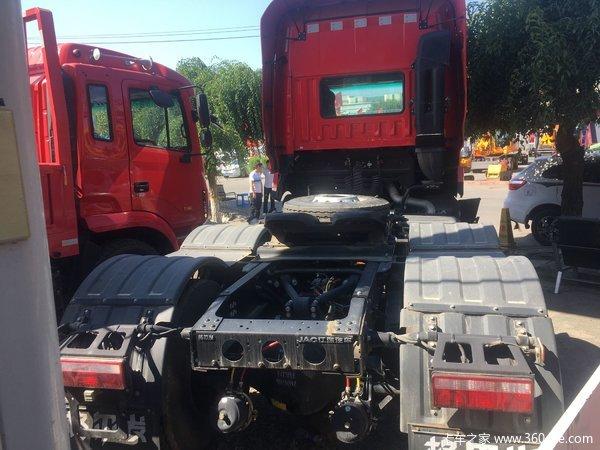直降2.0万元乌市格尔发K5牵引车促销中