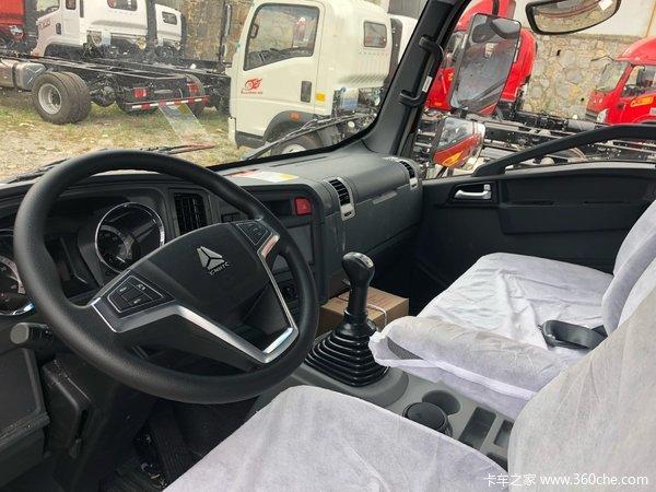 冲刺销量贵阳统帅载货车仅售12.68万元