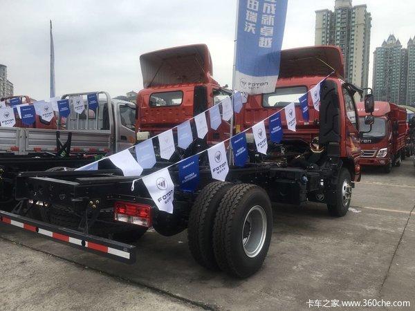 直降0.75万元重庆瑞沃E3载货车促销中