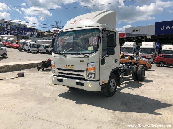 新车促销贵阳帅铃Q6载货车现售10.68万