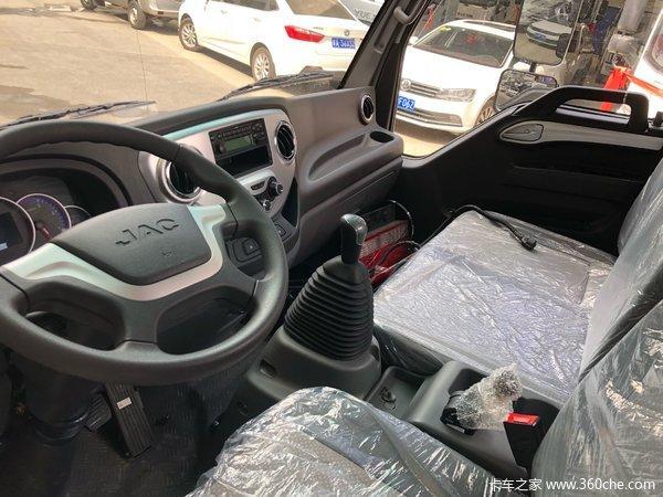 冲刺销量贵阳骏铃E6载货车仅售11.08万