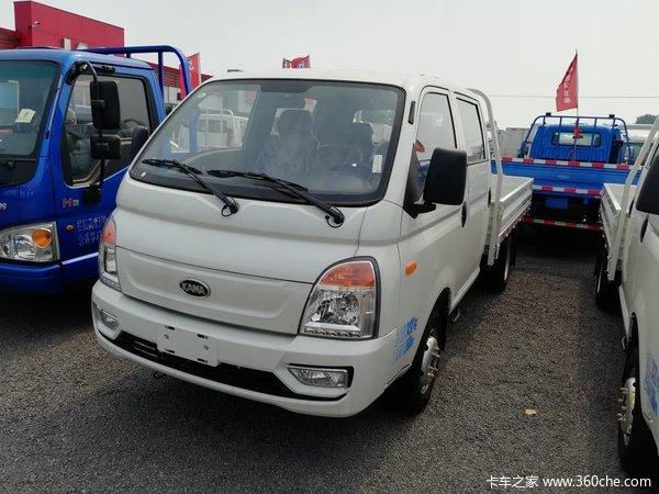 新车优惠唐山锐航载货车仅售4.75万元