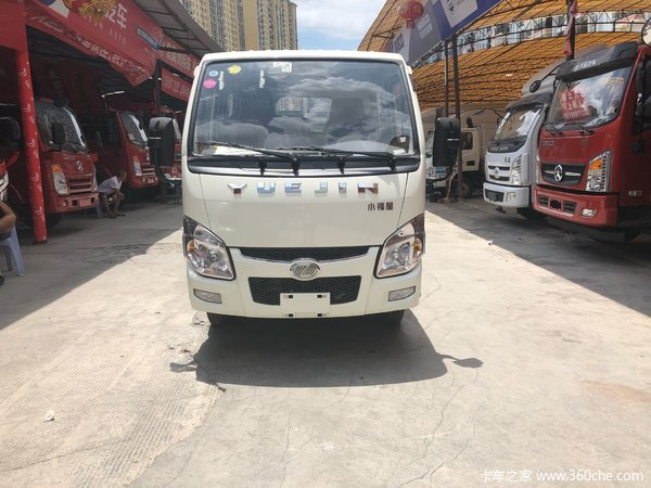 回馈用户遵义小福星S载货车钜惠0.3万