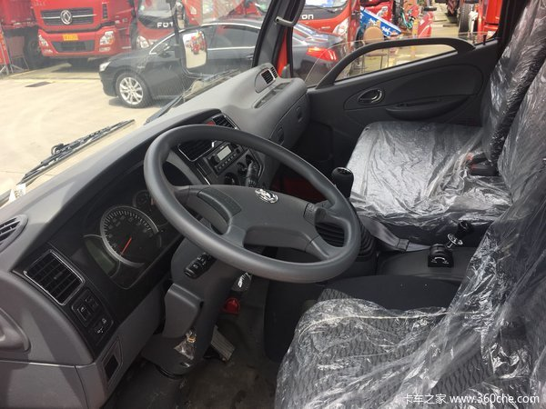直降0.8万元成都凯普特K7载货车促销中