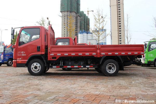 新车促销兰州凯捷M载货车现售8.6万元