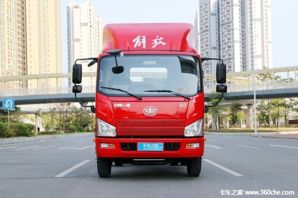 优惠10000元海口解放J6F载货车热销中
