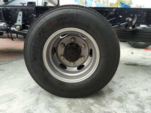 让利促销广州欧马可S3载货车现10.48万