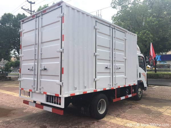 回馈用户台州豪曼H3载货车钜惠0.3万元
