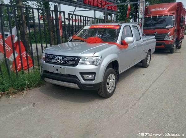 回馈用户忻州神骐F30皮卡钜惠0.2万元