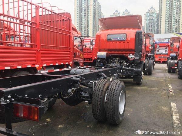 新车优惠重庆悍将载货车仅售12.4万元