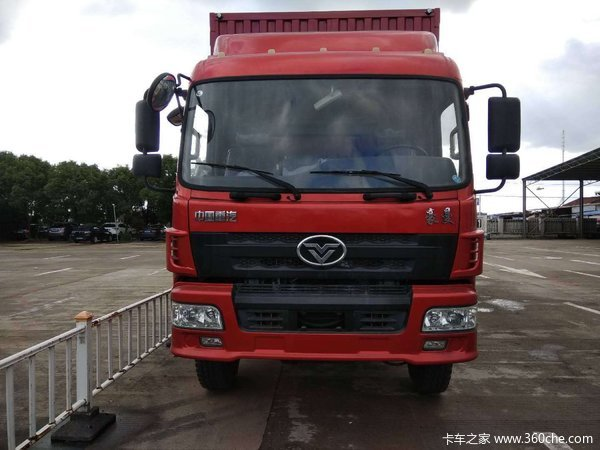 冲刺销量宁波豪曼H5载货车仅售12.8万