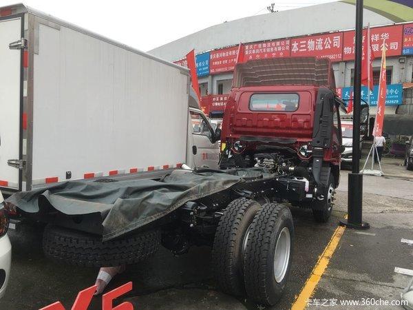 回馈用户重庆康铃H5载货车钜惠0.6万元