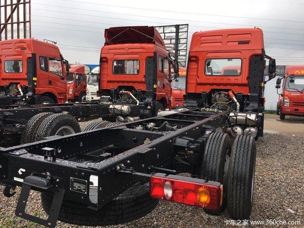 新车促销云南奕都大运6.8米载货16.8万