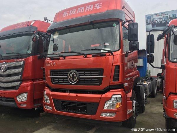 仅售31万元成都东风天龙载货车促销中