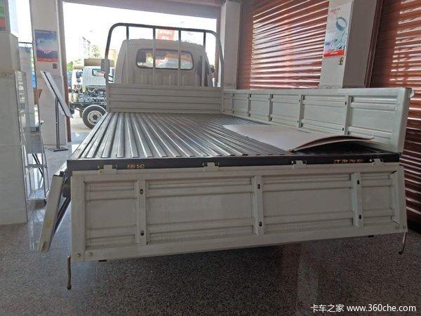清凉一夏抚州康铃K5载货车钜惠0.9万元