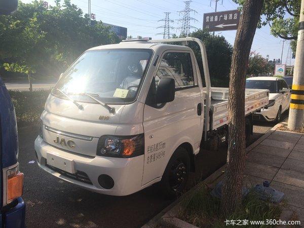 新车到店宁波康铃X5载货车仅售5.6万元