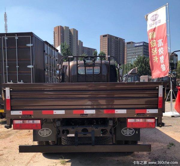 直降0.7万元沈阳虎V底盘载货车促销中