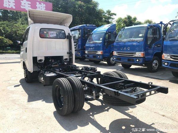 新车促销深圳康铃X5载货车现售5.38万