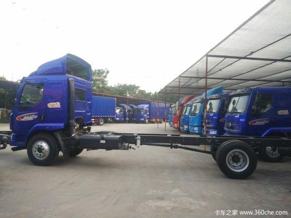 新车促销中山乘龙M3载货车现售14.6万