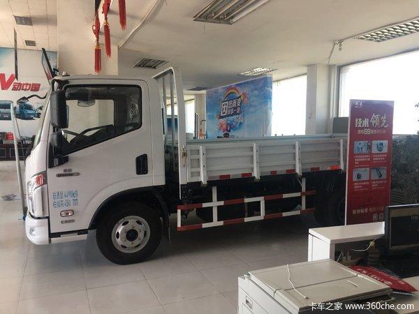 直降0.6万元乌市跃进超越C载货车促销