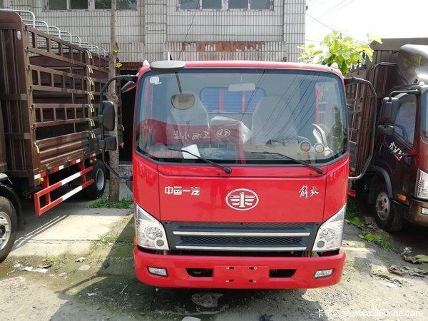 新车优惠唐山市虎V载货车仅售8.9万元