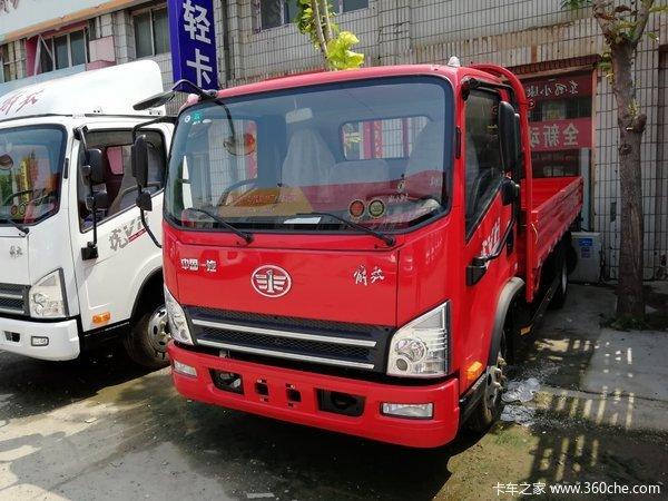 新车优惠唐山市虎V载货车仅售9.2万元