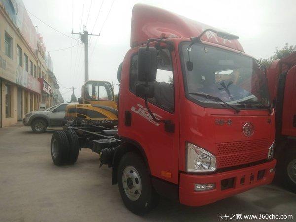 降价0.5万元忻州J6F载货车热销中