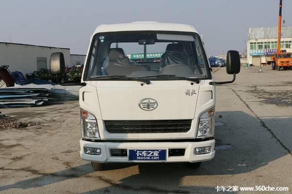 新车促销海口解放霸铃载货车仅售5.7万