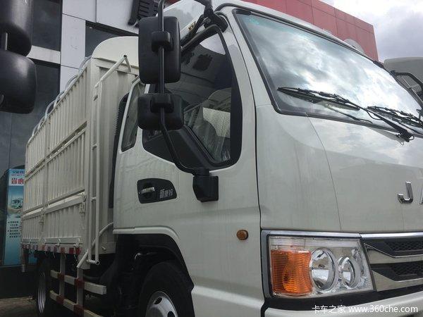 为回馈老客户临沧康铃H3只售8.08万元