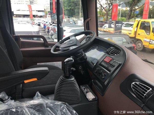回馈用户深圳格尔发K5载货车钜惠1.9万