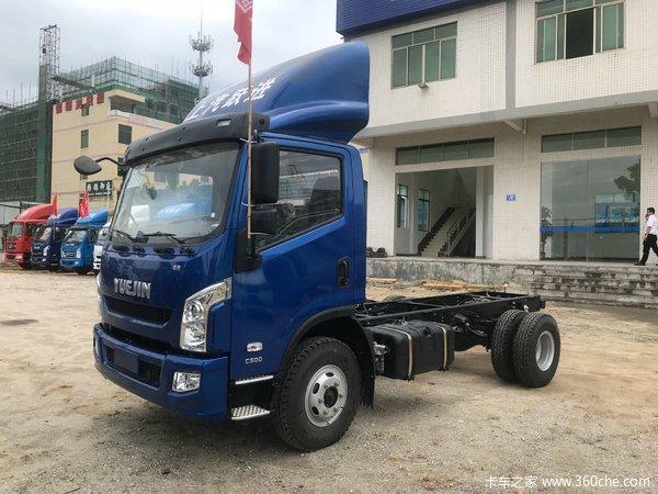 直降0.5万广州金丰超越C载货车促销中