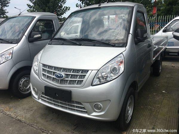 仅售3.38万元成都瑞逸C系载货车促销中