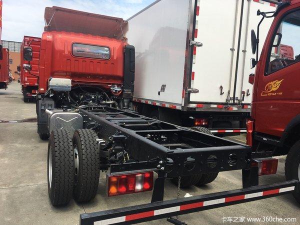 冲刺销量成都悍将载货车仅售9.3万元