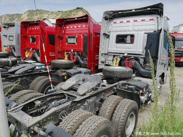 仅售36.8万元兰州欧曼EST牵引车促销中