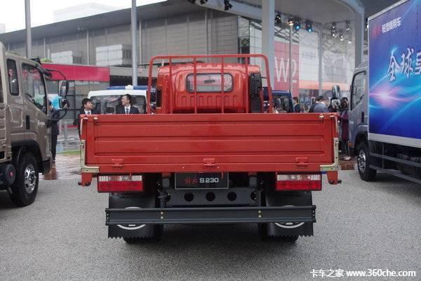 直降4000元海口解放公狮载货车促销中
