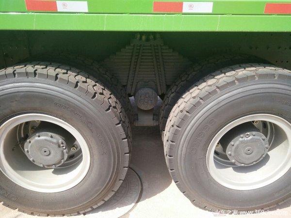 2018年新款JH6环保自卸渣土车仅售36.5
