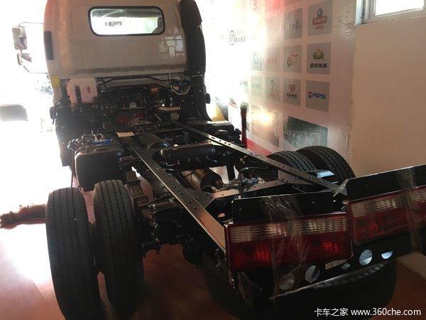 新车促销玉溪骏铃V6载货车现售12.48万