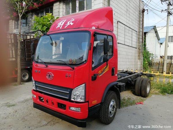 新车优惠唐山虎V载货车仅售12.1万元
