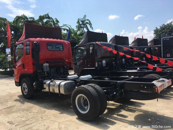 仅售16.8万元西双版纳J6F载货车包牌