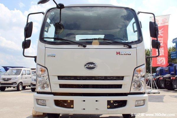新车促销湛江骐铃H300载货车售9.68万