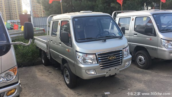 直降0.1万元哈尔滨赛菱载A6货车促销中