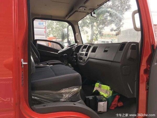 购车有礼南京致道500M载货车直降1.6万