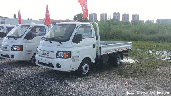 直降0.38万元哈尔滨康铃X5载货车促销