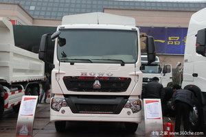 让利促销 茂名HOWO T5G载货车现售28万