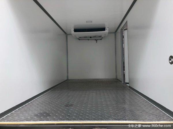 冲刺销量贵阳五十铃冷藏车仅售18.48万