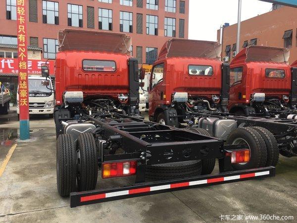回馈用户成都悍将载货车钜惠0.3万元
