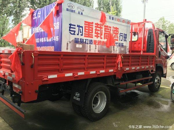 直降0.8万元成都致道500M载货车促销中