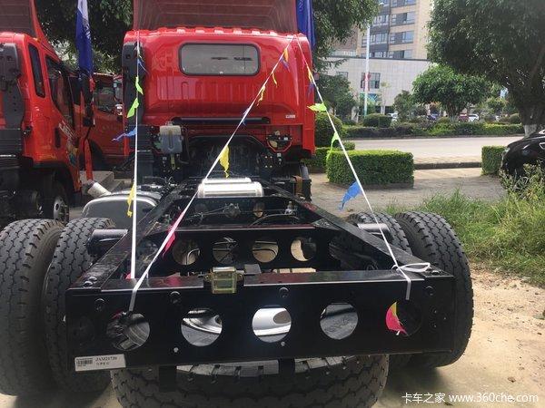 中国一汽解放J6F重载包牌只售15.8万元